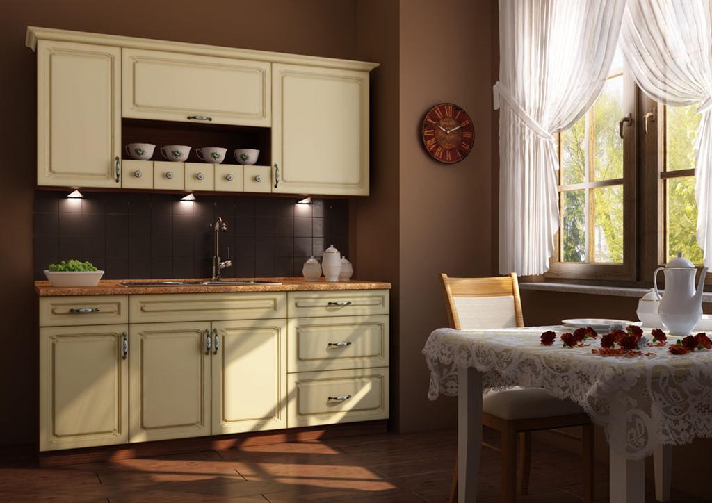 Kuchnia BONETTI  Meble kuchenne -> Kuchnia Polowa Odbiór Sanepidu